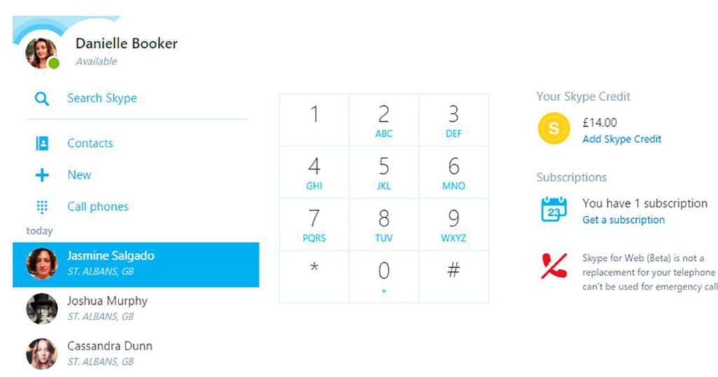 how to make skype account in mobile