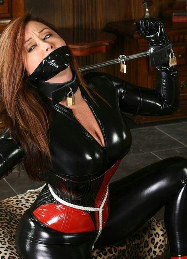 Latex bound tube