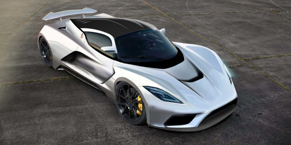 Fastest Cars in The Universe The Fastest Car in The