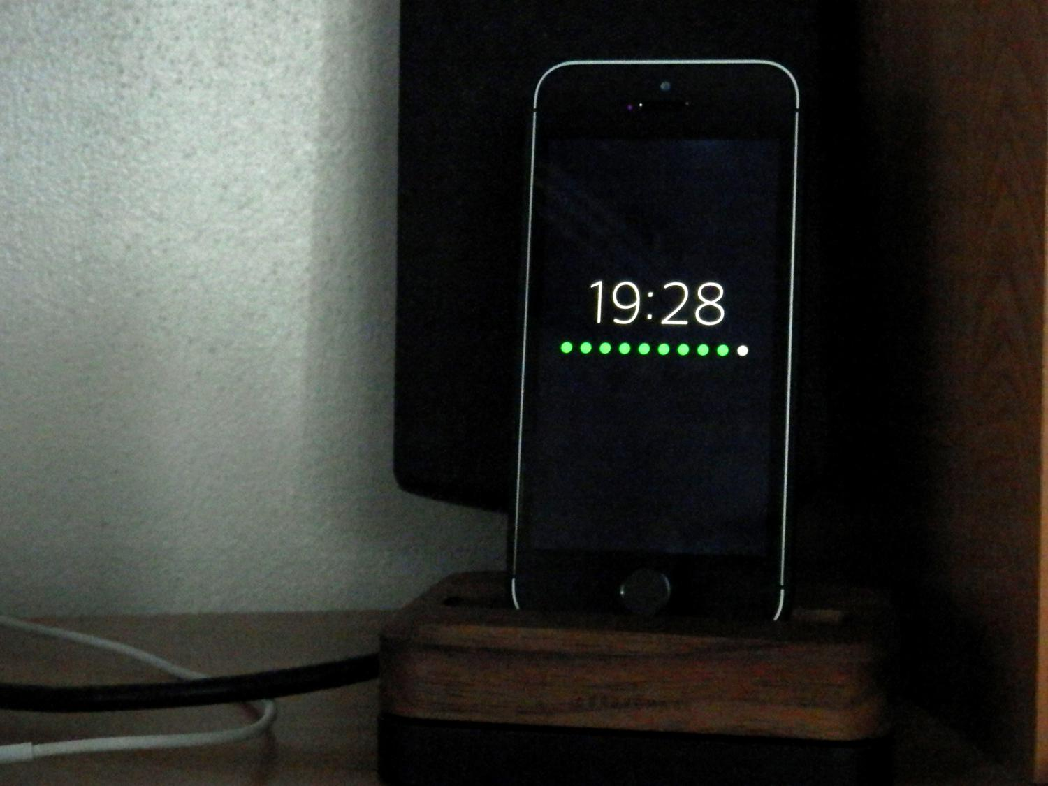 iphone 6s live wallpaper battery