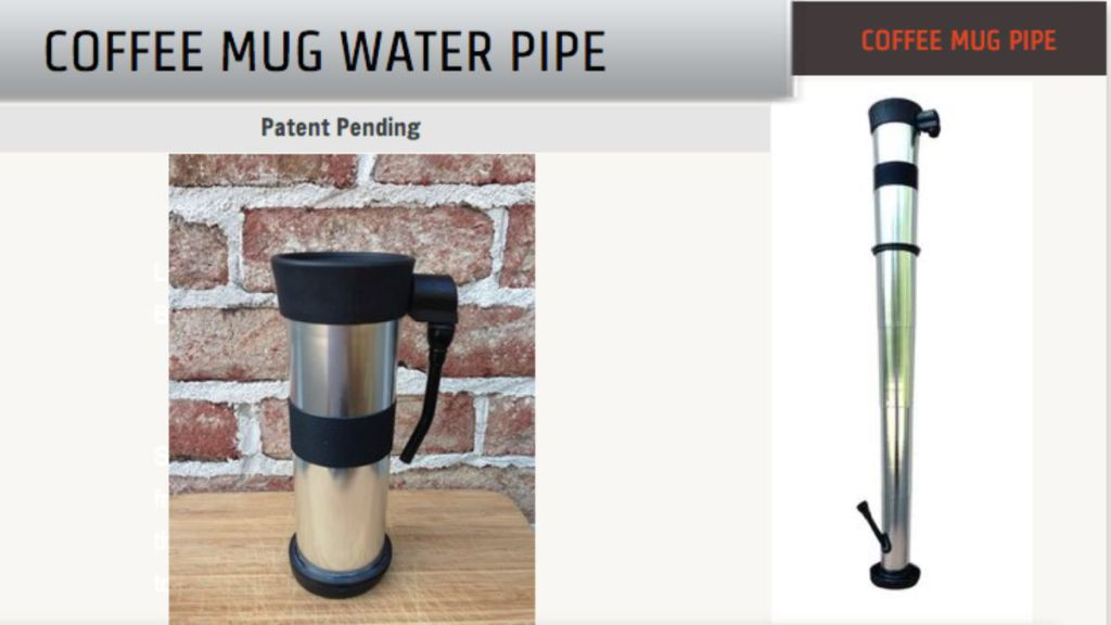 The Coffee Mug Bong From The Cabin In The Woods May Soon
