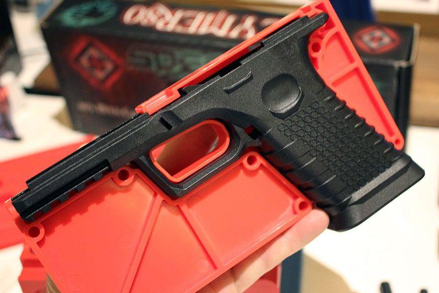 Polymer 80: The Specter GLOCK and The Buy, Build, Shoot AR