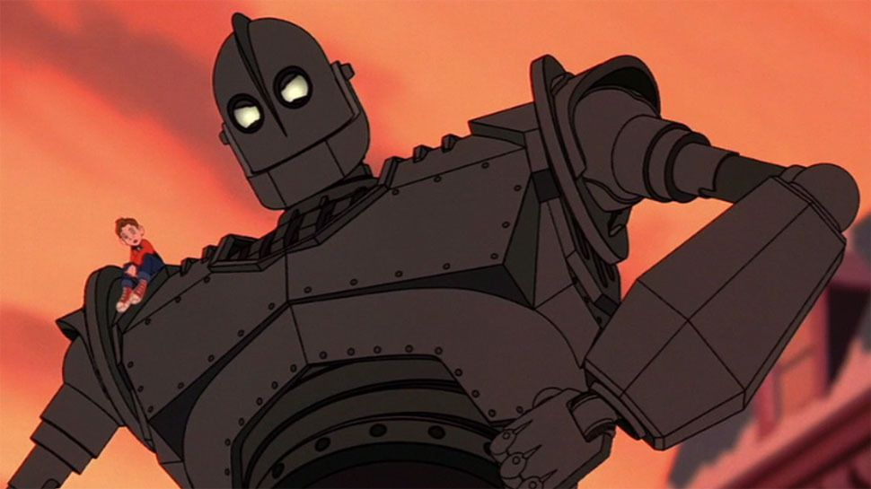 iron gaint The iron giant videos view all videos (1) the iron giant quotes hogarth hughes: it's bad to kill guns kill and you don't have to be a gun you are who you choose to be you choose choose.