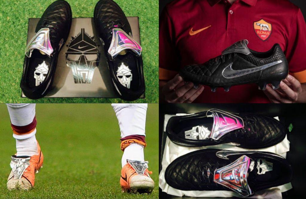 half off 60cad 8697e Nike Tiempo Legend Totti Boots Revealed
