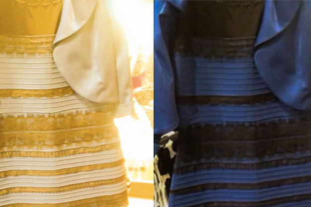 For Anyone Who Originally Saw A White Gold Dress But Now See Blue Black