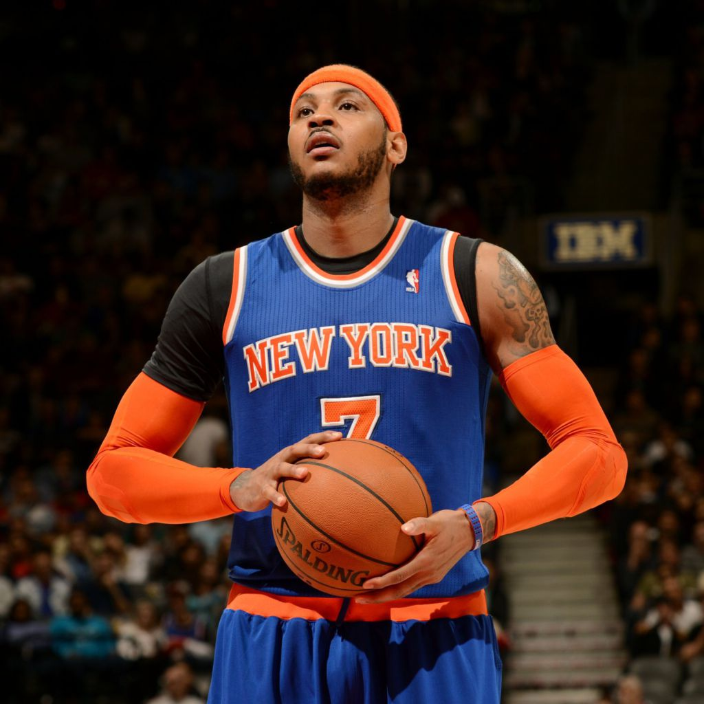 Carmelo Anthony Will 'Think About' Phil Jackson's Advice ...