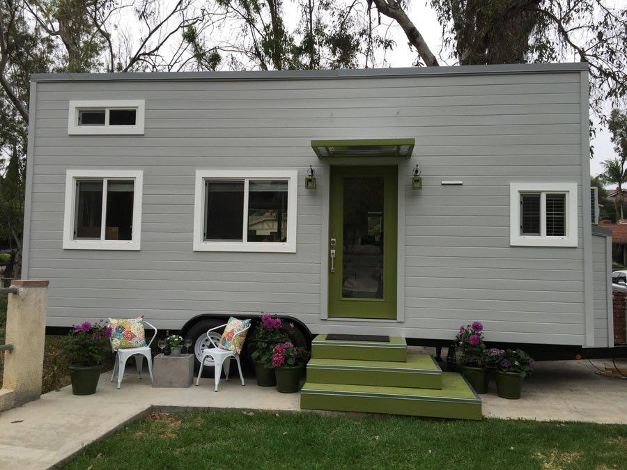 Sq Ft La Mirada Tiny House on Wheels For Sale