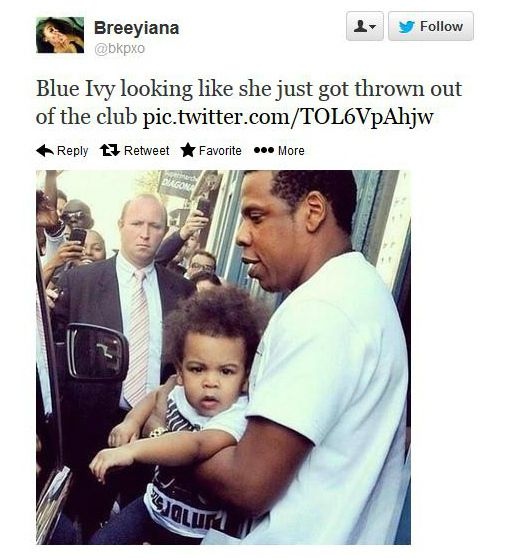 Happy Birthday Blue! Funniest Blue Ivy Tweets, Memes & Photos