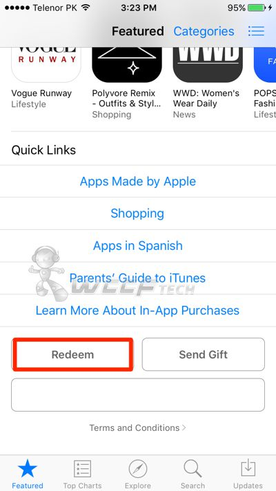 how to put itunes card on iphone how to redeem itunes gift card on iphone 20196