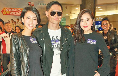 Natalie Tong Tells Tony Hung To Watch