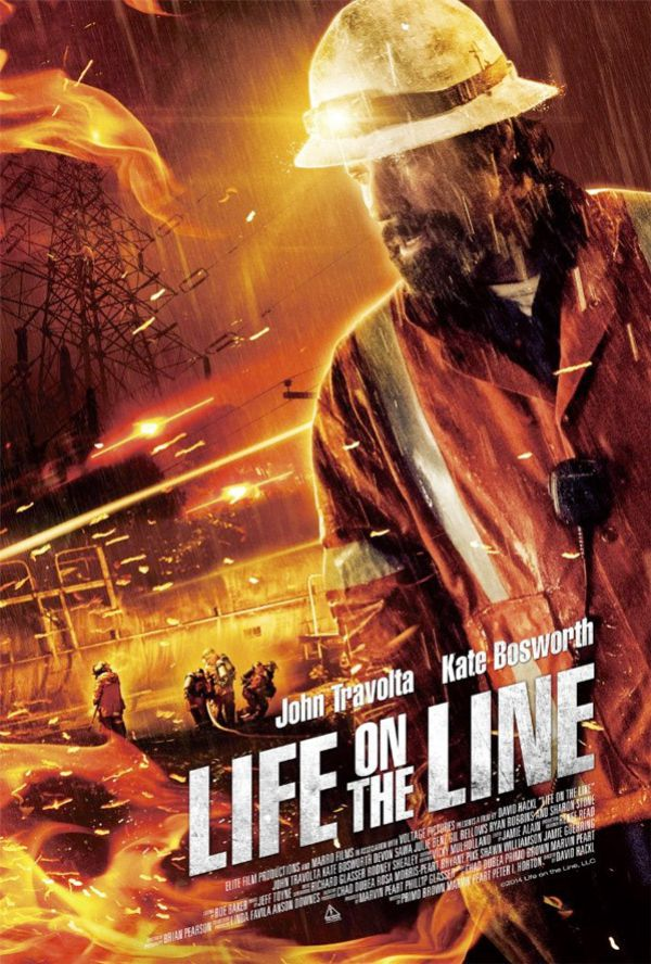 New trailer for power line movie life on the line with john travolta