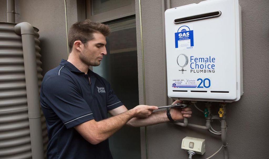 Female Choice Plumbing S Hangs Lockerdome