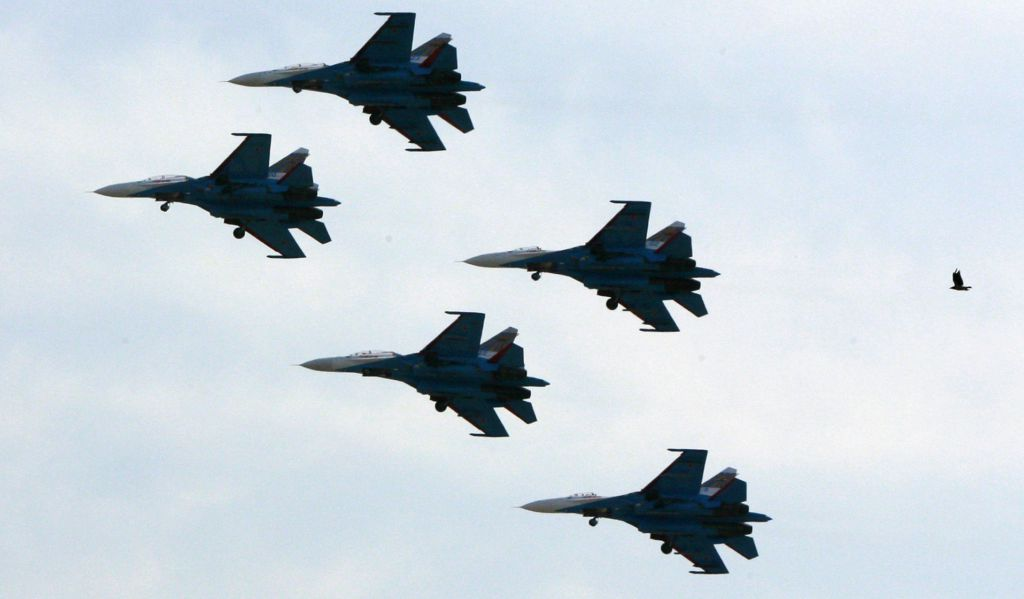 Reconnaissance Planes Russia u s Protests Intercept of Reconnaissance Plane by Russia