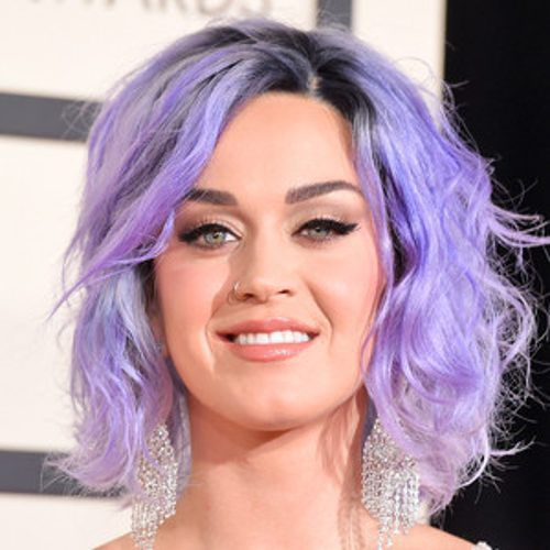Katy Perry Hits 2015 Grammys Red Carpet With Another New