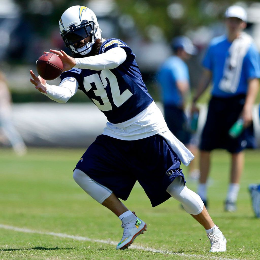 San Diego Chargers Blog: Insider's Take: San Diego Chargers And Eric Weddle