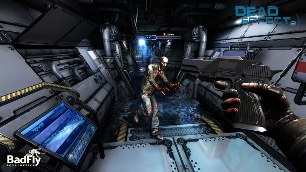 Sequel To Critically-Acclaimed Sci-Fi FPS 'Dead Effect