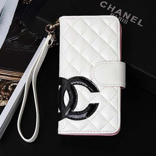 the best attitude e5a49 011e2 Chanel iphone 6 Plus CC leather wallet cases Designer leather Covers
