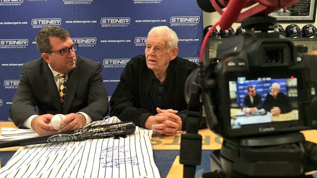 k Followers, 1, Following, 3, Posts - See Instagram photos and videos from Steiner Sports (@steinersports).