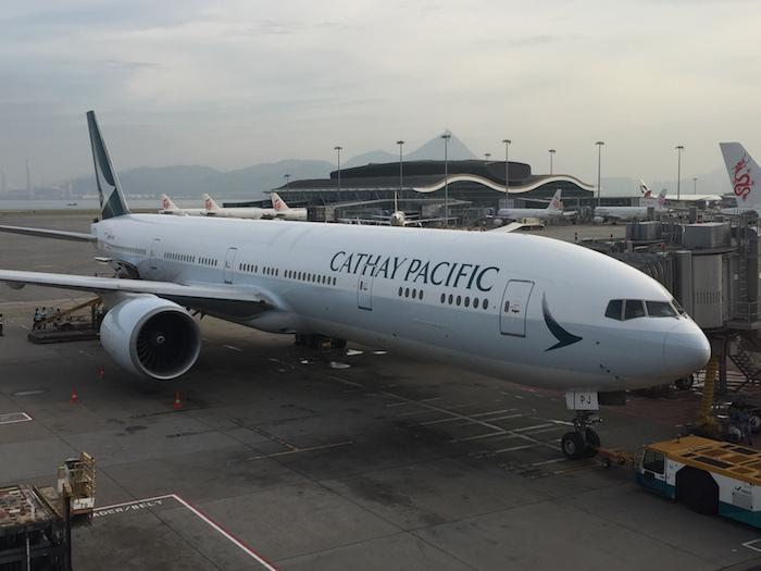 Are Last Minute Cathay Pacific Award Seats Being Blocked