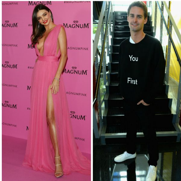 snapchat ceo model girlfriend Snapchat, formerly known as picaboo, has done really well since its july 2011 launch evan spiegel, co-founder and ceo, and bobby murphy, co-founder and cto, somehow found themselves just as famous for creating the revolutionary disappearing-image app as they are for turning down a $3 billion offer.