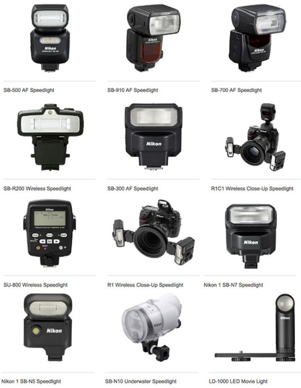 A New Nikon Sb 920 Speedlight Flash Is Also A Possibility