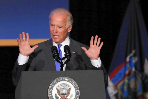 as joe biden resumes official work so does talk about a