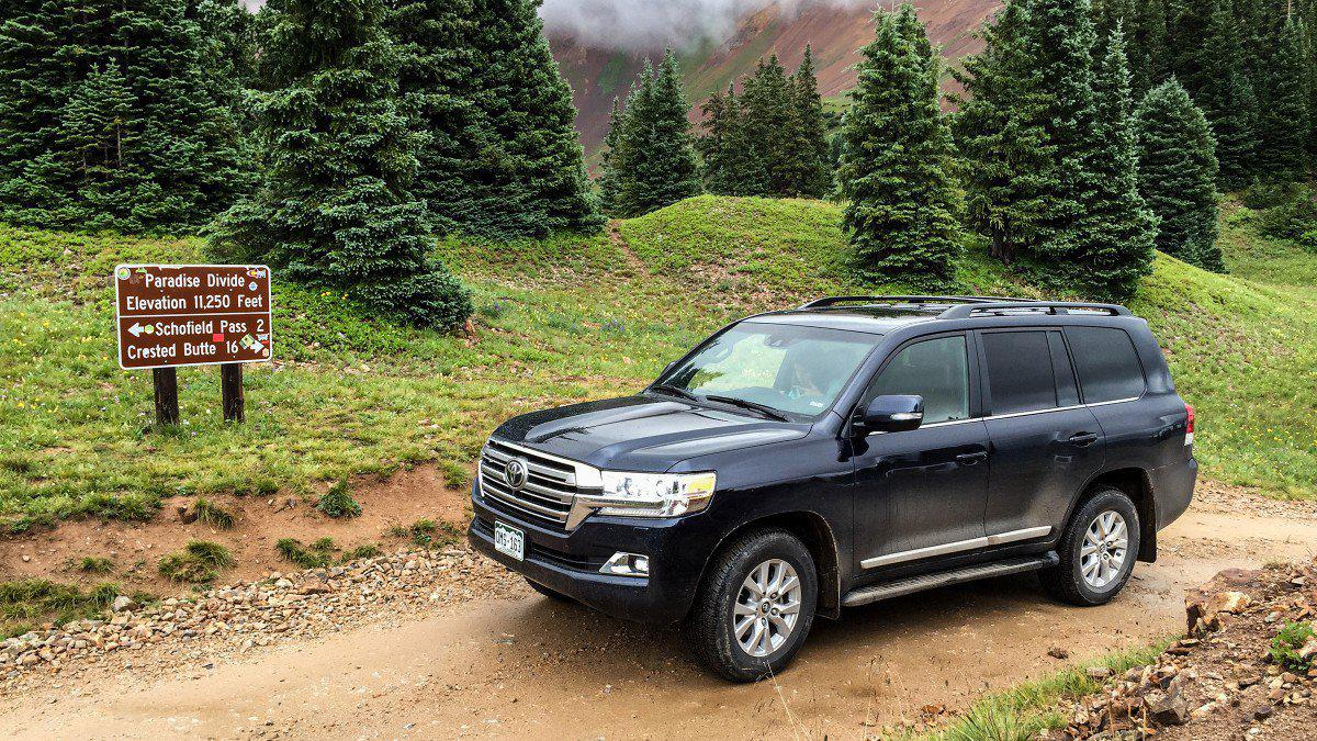 tested 2016 toyota land cruiser 4x4. Black Bedroom Furniture Sets. Home Design Ideas