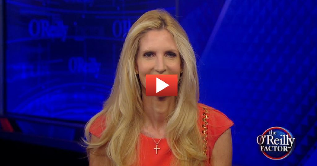 VIDEO: Coulter Makes Huge Prediction About Donald Trump ...