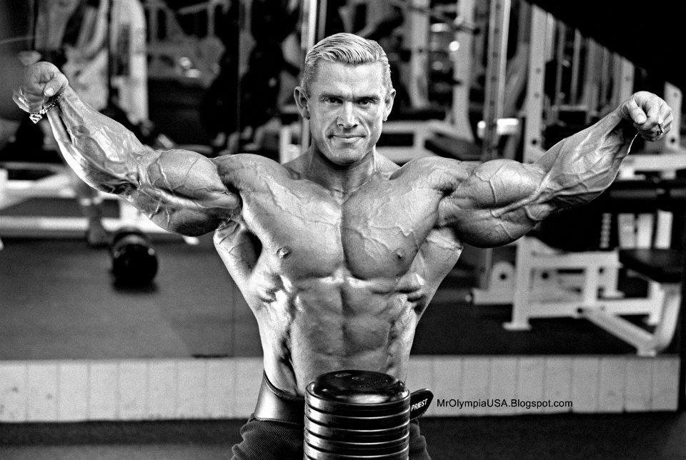 Best Lee Priest Pictures - Bodybuilding Legends