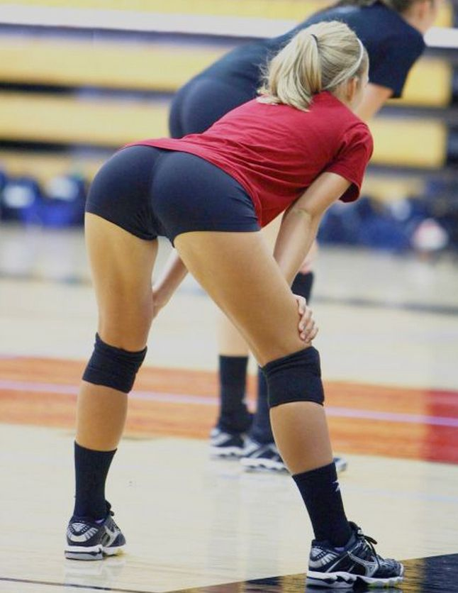 Volleyball Shorts or Yoga Pants?