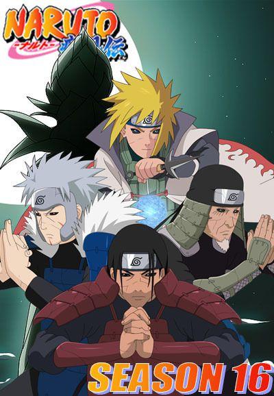 Naruto season 378