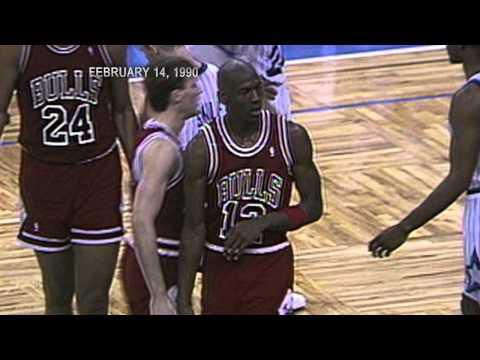 yoykkt Jordan Wears No.12 Jersey #FlashbackFriday