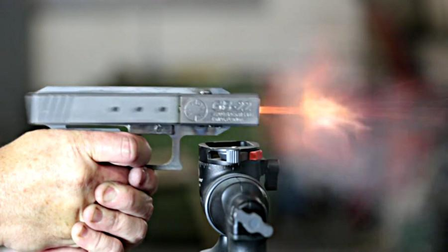 here u0026 39 s the simplest homemade pistol from mark serbu