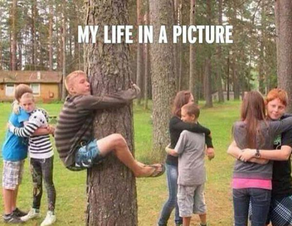 Funny Memes About Life Facebook : Being single is like