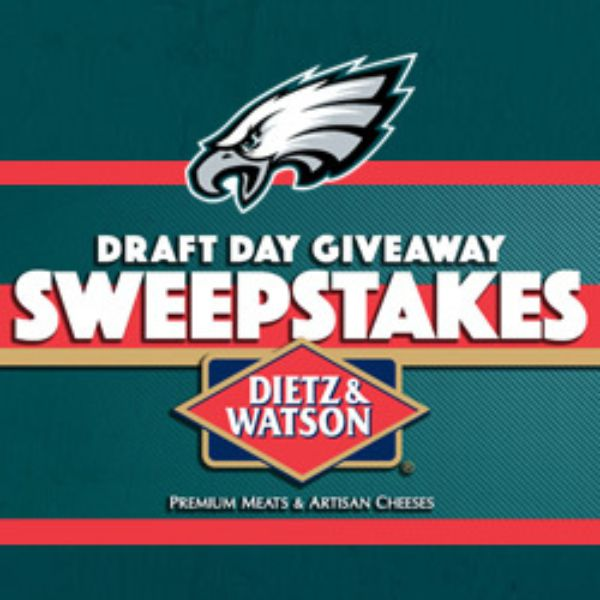 Dietz Amp Watson Draft Day Giveaway Sweepstakes
