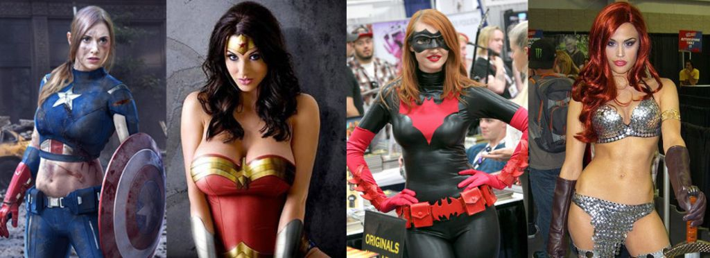 18 Of The Hottest Superhero Cosplays