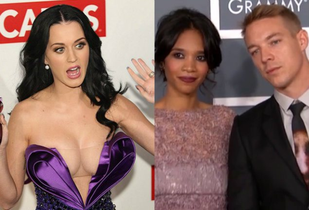 Diplo Baby Mama >> In White Folks' News: Katy Perry's Current DJ Boo Diplo