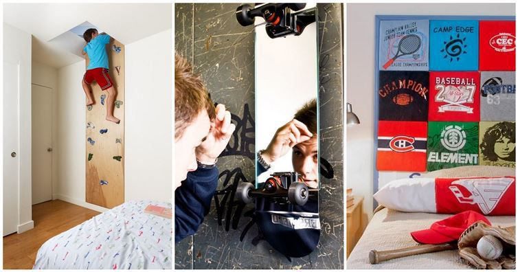 15 diy room decor hacks for teen boys for Room decor hacks