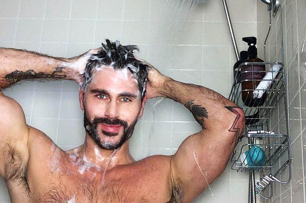 Gay Guys Showering 9