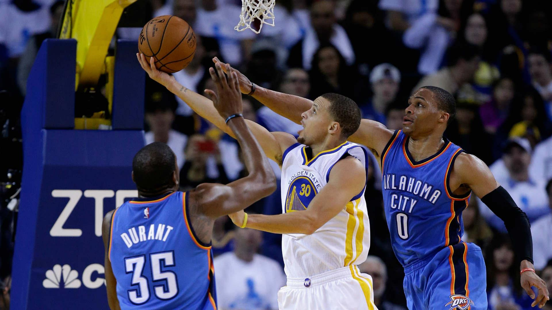 Russell Westbrook wont play in Oklahoma Citys season opener The 29yearold star is listed as out for the Thunders game against the Warriors on
