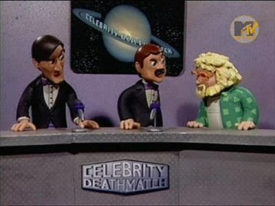 Celebrity Deathmatch (Youtube) - Videos online en Taringa!