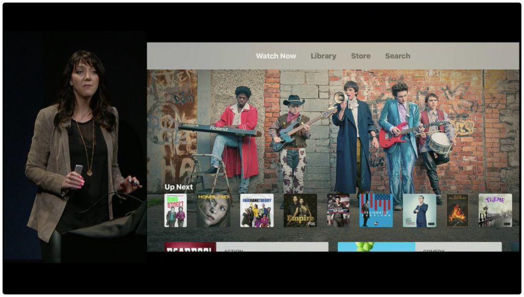 Apple launches new 'TV' app