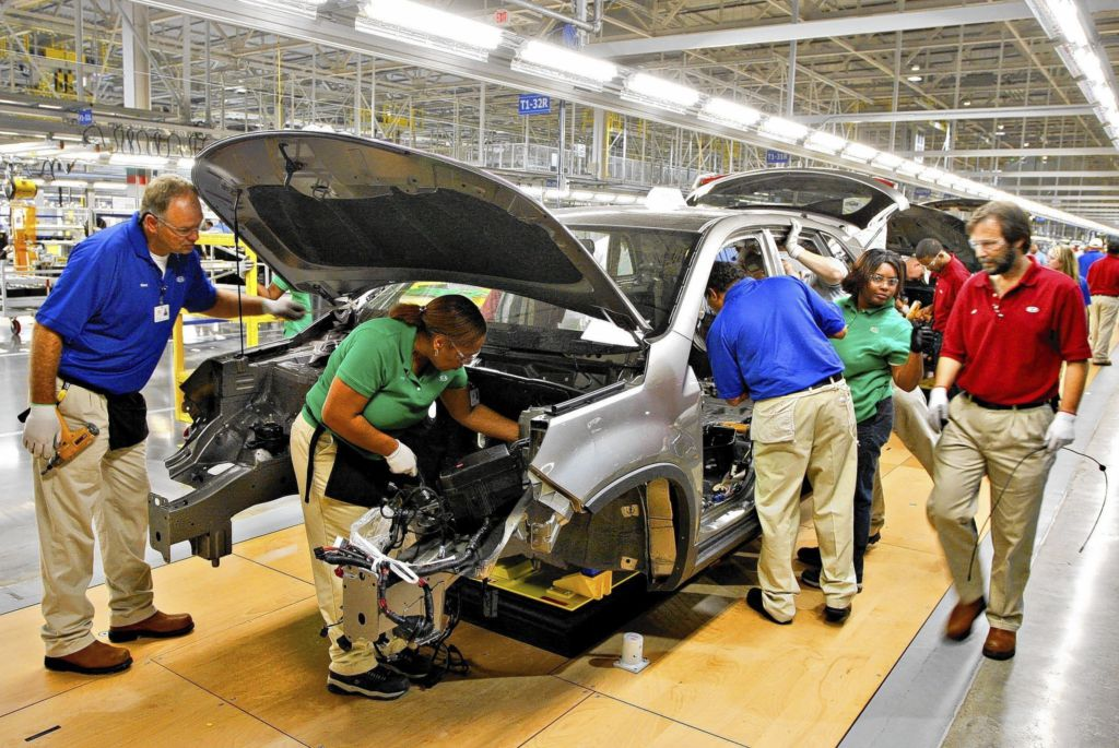 Kia To Open 1 Billion Auto Factory In Mexico