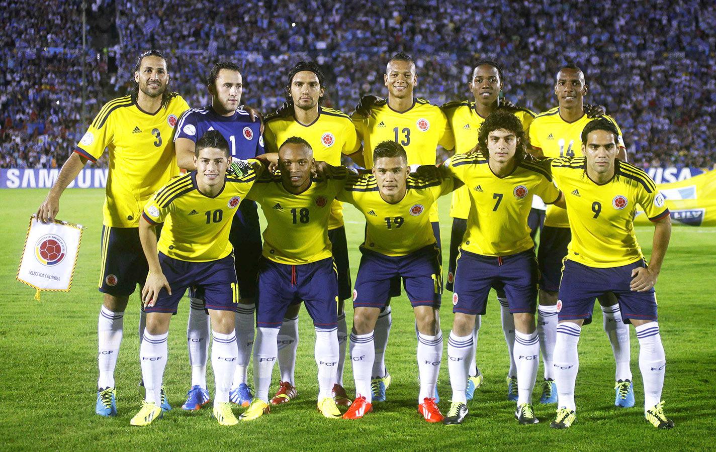 Футбольные картинки сборной колумбии, открытки днем рождения