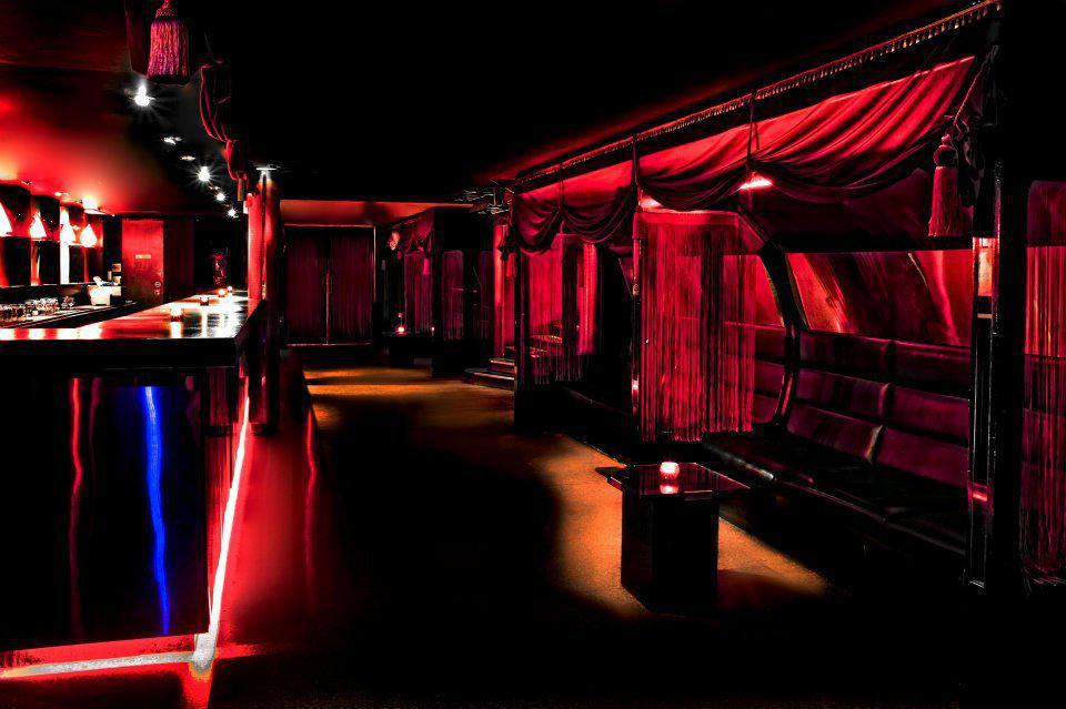 Strip clubs at table rock lake