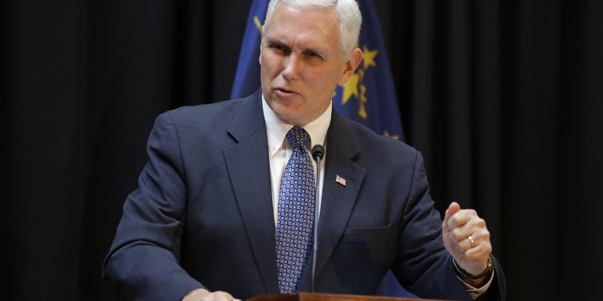 governor mike pence continues - HD1200×800