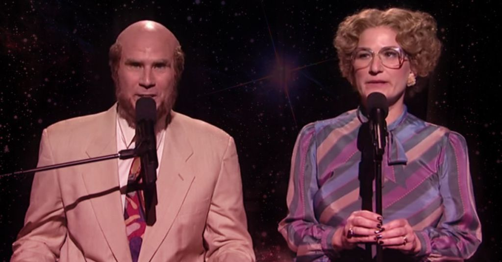 Will Ferrell and Ana Gasteyer 'Turn Down For What' on