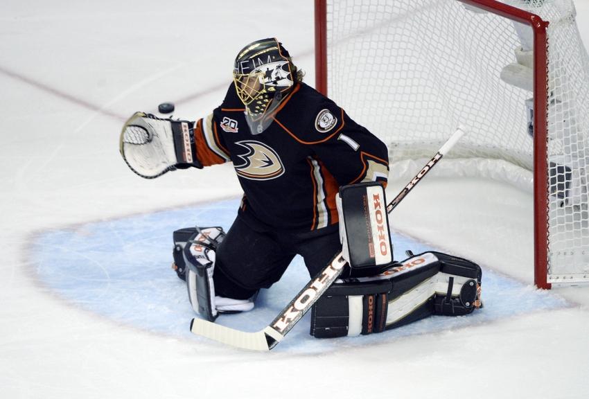 Anaheim Ducks won't re-sign Jonas Hiller, Saku Koivu ...
