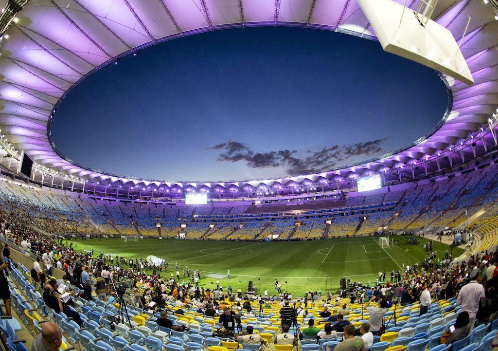 раз фото стадиона маракана в рио де жанейро расчета относительной доли