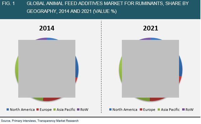 global animal feed additives market is